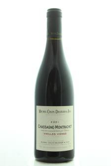 Michel Colin-Deléger Chassagne-Montrachet Rouge Vieilles Vignes 2001