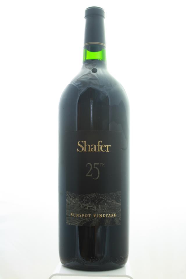 Shafer Cabernet Sauvignon Sunspot Vineyard 2001