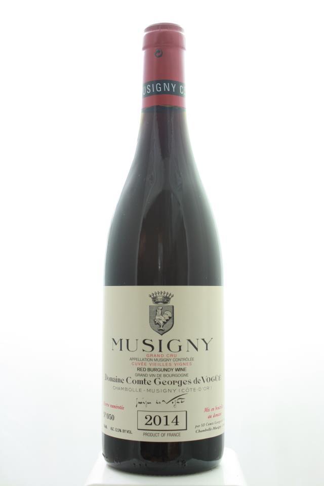 Comte Georges de Vogüé Musigny Cuvée Vieilles Vignes 2014