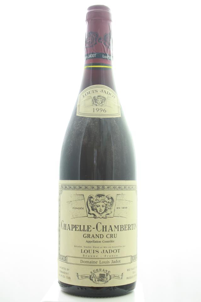 Louis Jadot (Domaine Louis Jadot) Chapelle Chambertin 1996