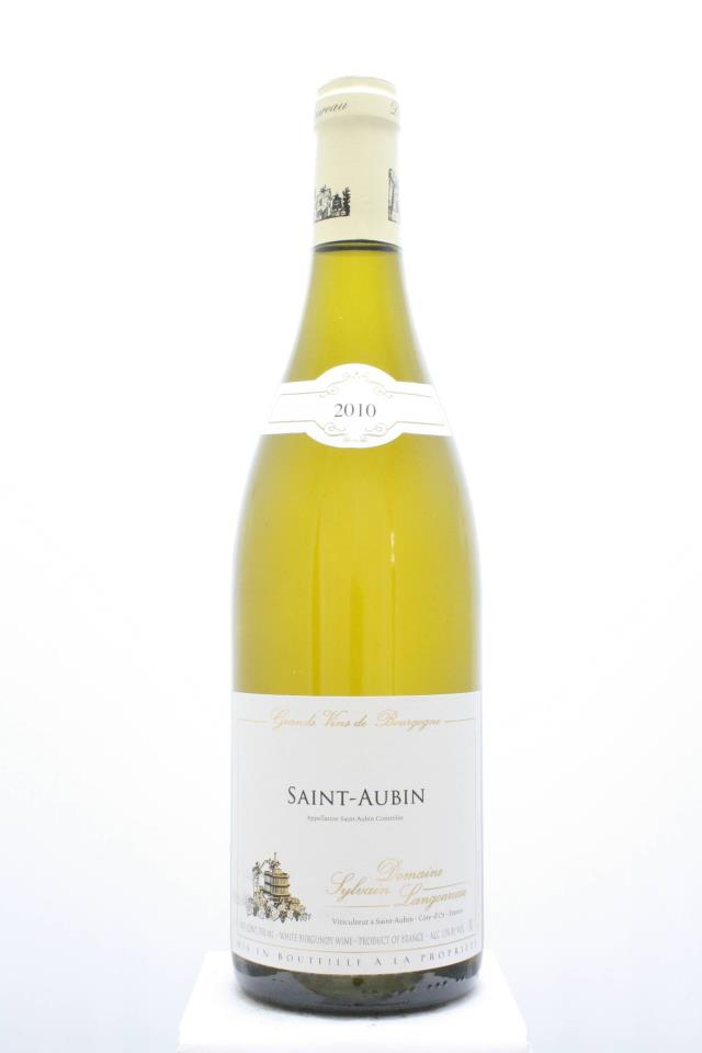 Sylvain Langoureau Saint-Aubin 2010