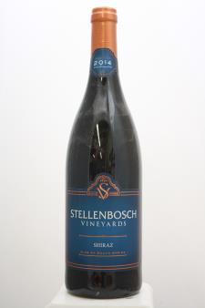 Stellenbosch Vineyards Shiraz 2014