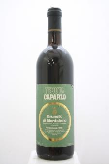 Caparzo Brunello di Montalcino 1985