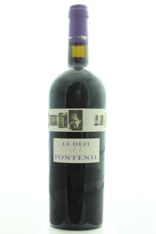 Le Defi de Fontenil Lot 00 NV