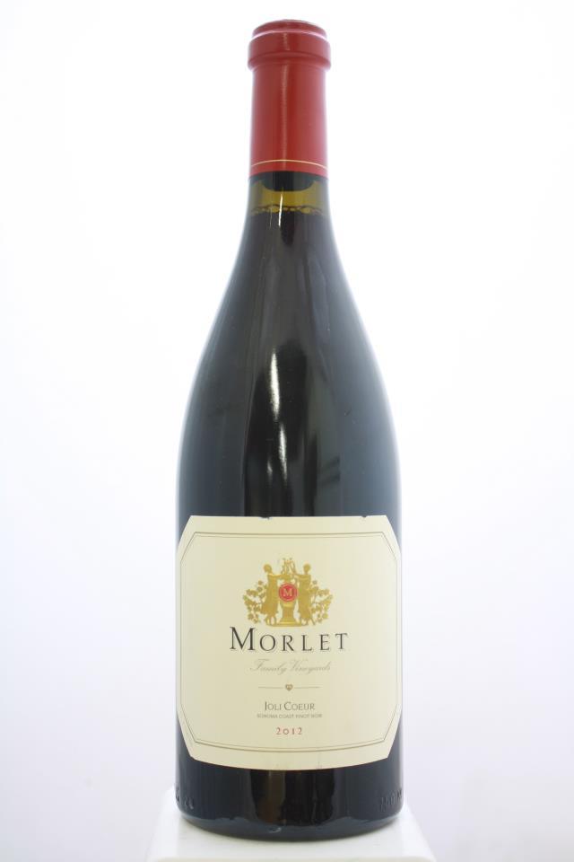 Morlet Family Vineyards Pinot Noir Joli Cœur 2012