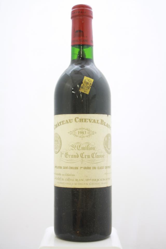 Cheval Blanc 1983