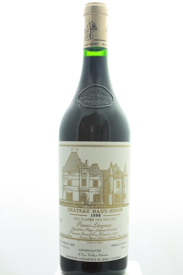 Haut-Brion 1996