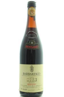 Bersano Barolo 1983