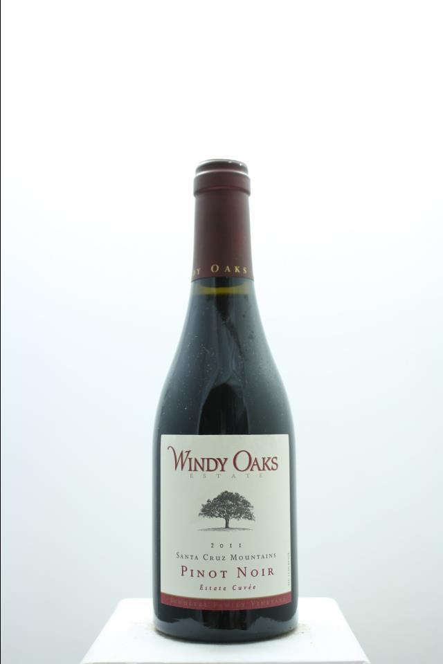 Windy Oaks Estate Pinot Noir Estate Cuvée 2011