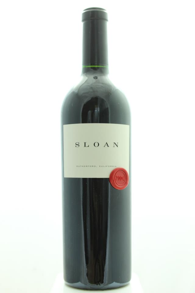 Sloan Estate 2004