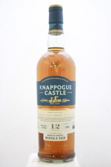 Knappogue Castle Single Malt Irish Whiskey 12-Years-Old NV