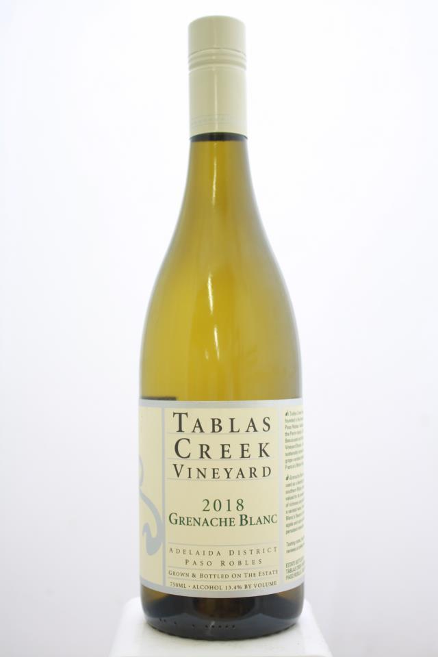 Tablas Creek Grenache Blanc Estate 2018