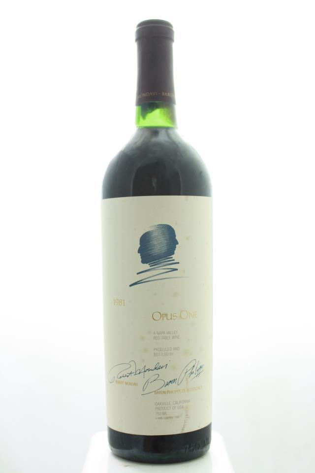 Opus One 1981