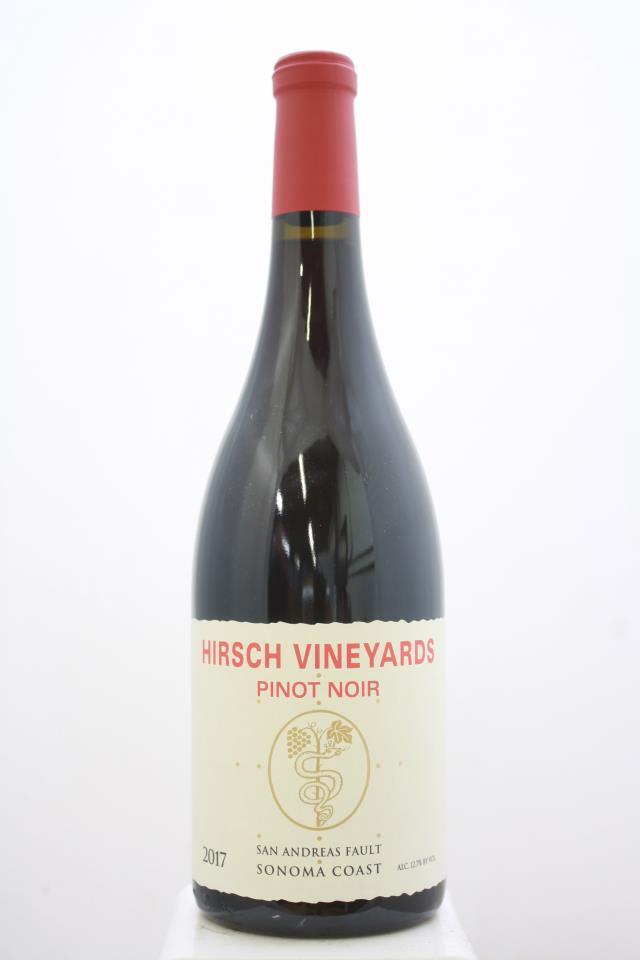 Hirsch Vineyards Pinot Noir San Andreas Fault 2017