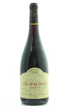 Lignier-Michelot Clos de la Roche 2000