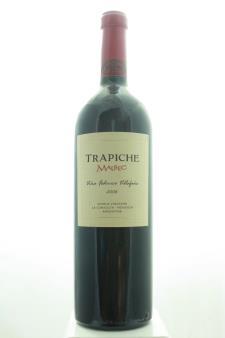 Trapiche Malbec Viña Federico Villafañe Single Vineyard 2006