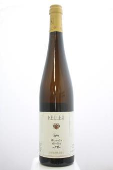 Keller Westhofener Riesling KR #43 2016