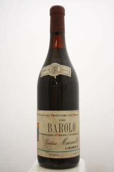 Bartolo Mascarello (Cantina) Barolo 1971