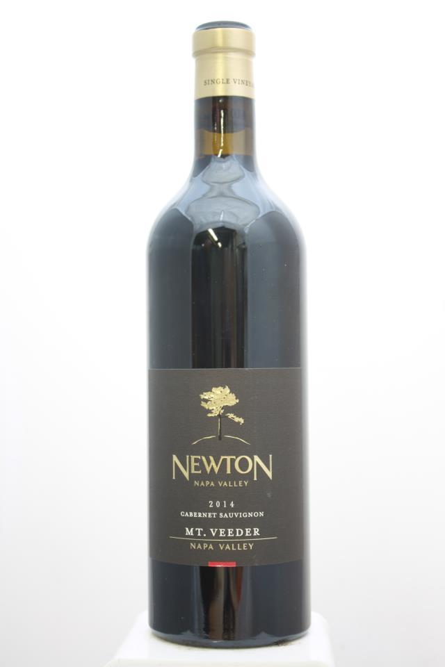 Newton Vineyard Cabernet Sauvignon Mt. Veeder 2014