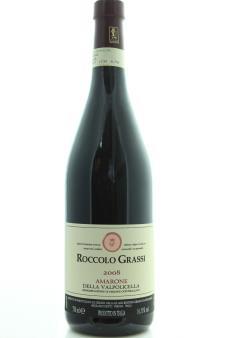 Roccolo Grassi Amarone della Valpolicella 2008