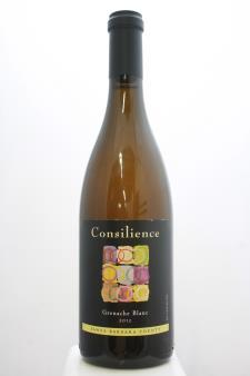 Consilience Grenache Blanc 2012