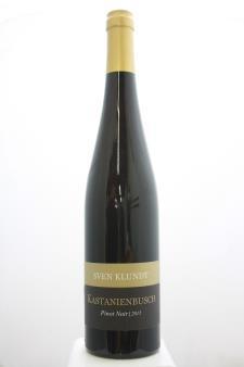 Sven Klundt Pinot Noir Kastanienbusch 2015