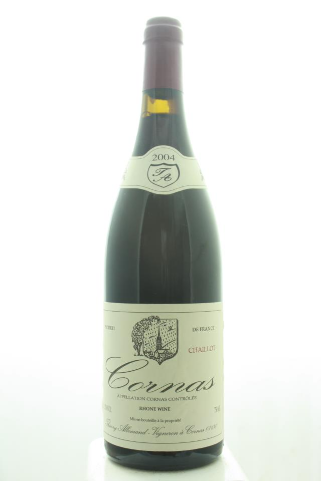 Thierry Allemand Cornas Chaillot 2004