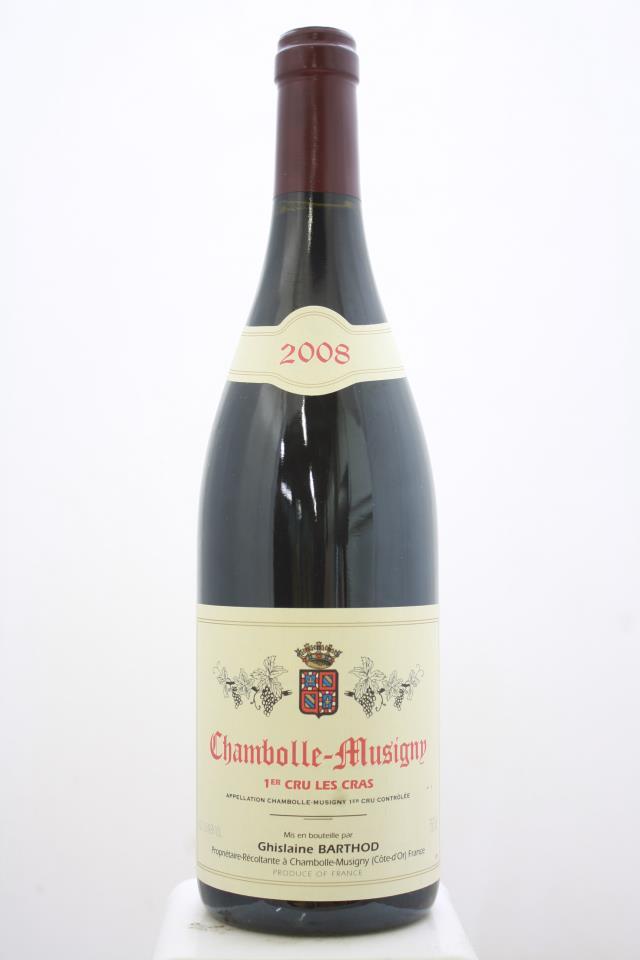 Ghislaine Barthod Chambolle-Musigny Les Cras 2008
