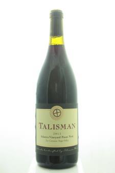 Talisman Pinot Noir Adastra Vineyard 2012