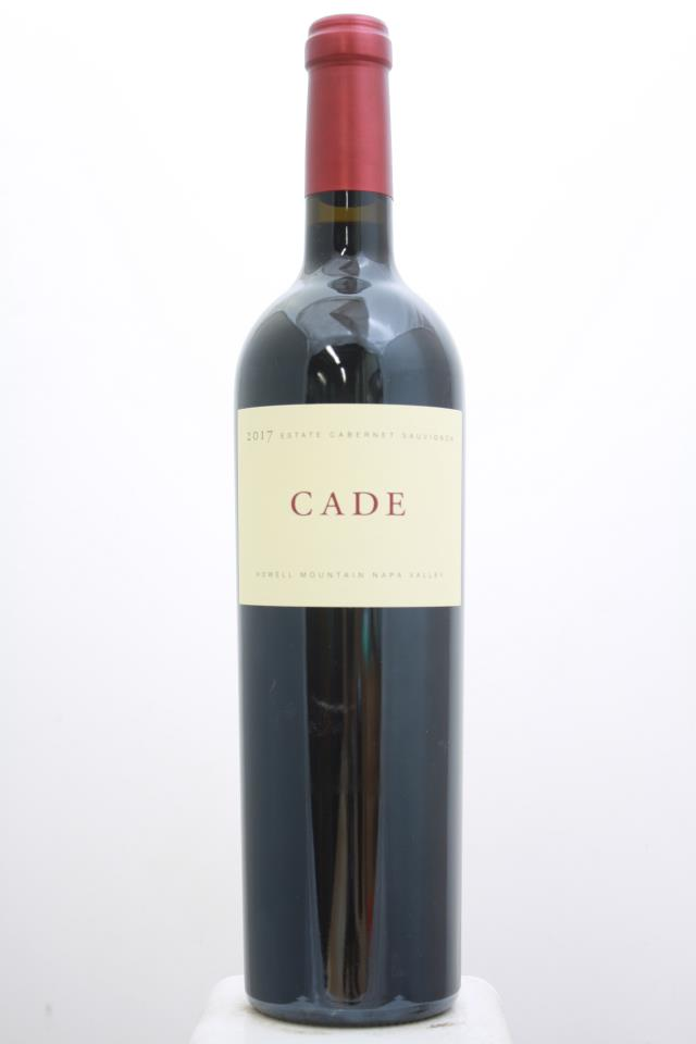 Cade Cabernet Sauvignon Estate Howell Mountain 2017