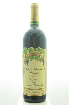 Nickel & Nickel Cabernet Sauvignon John C. Sullenger Vineyard 2016