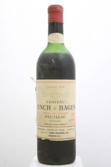 Lynch-Bages 1961