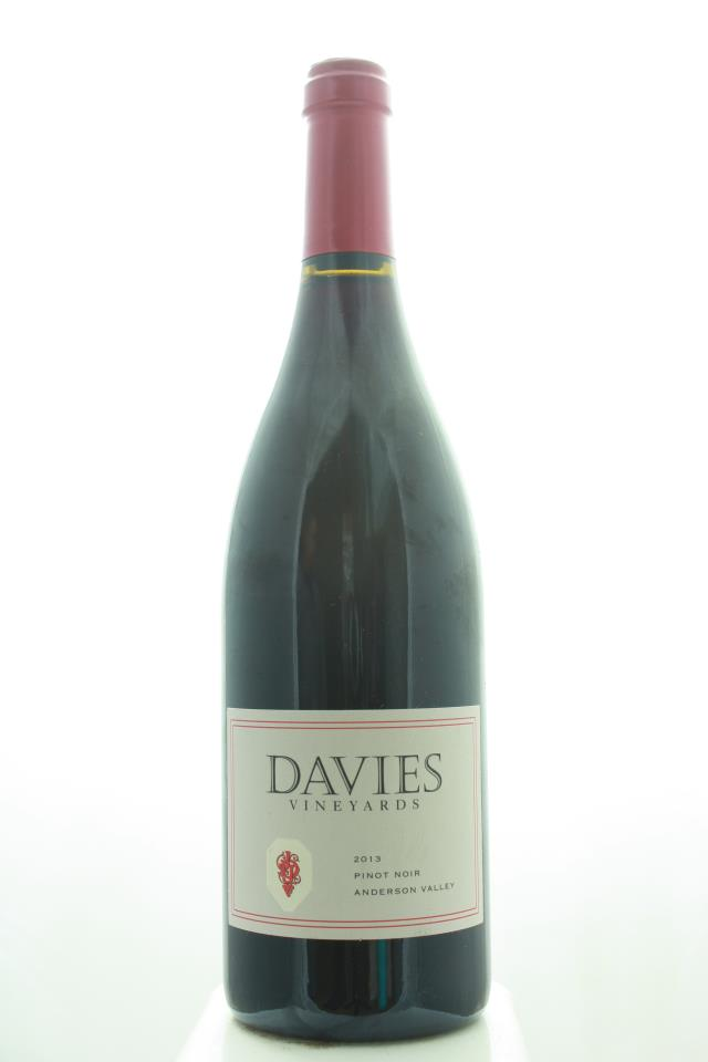 Davies Vineyards Pinot Noir Anderson Valley 2013