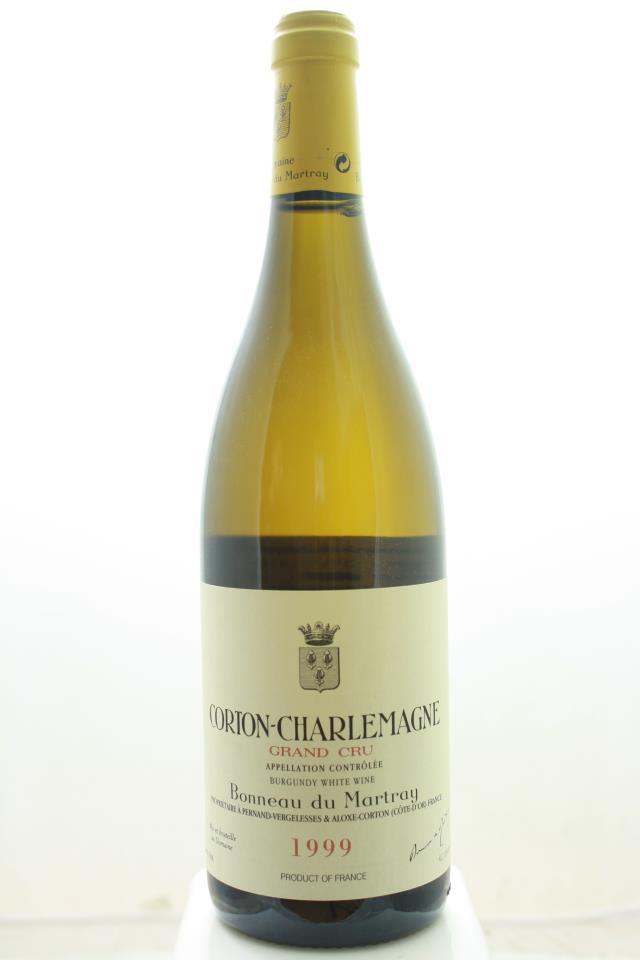 Bonneau du Martray Corton-Charlemagne 1999