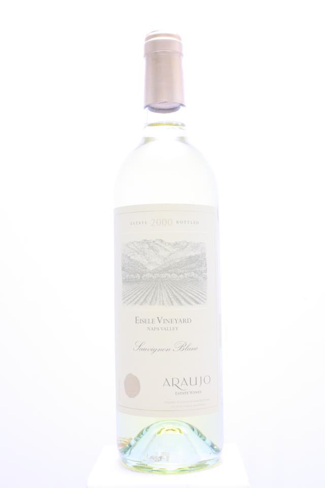 Araujo Estate Sauvignon Blanc Eisele Vineyard 2000