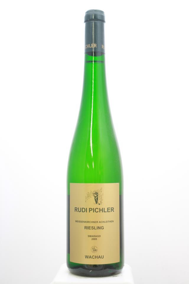 Rudi Pichler Weissenkirchner Achleithen Riesling Smaragd 2005