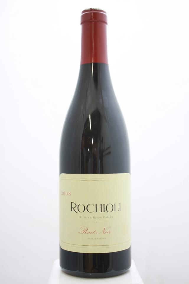 Rochioli Pinot Noir Estate Russian River Valley 2008