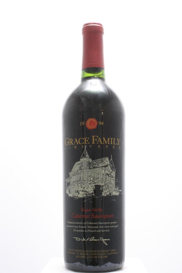 Grace Family Vineyards Cabernet Sauvignon Estate 1994