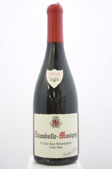 Domaine Fourrier Chambolle-Musigny Les Gruenchers Vieilles Vignes 2010