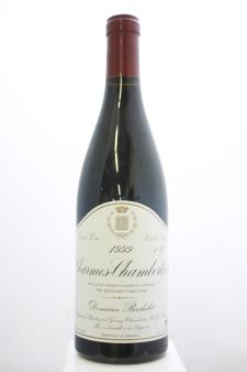 Domaine Bachelet Charmes-Chambertin Vieilles Vignes 1999
