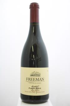 Freeman Pinot Noir Estate Gloria 2012