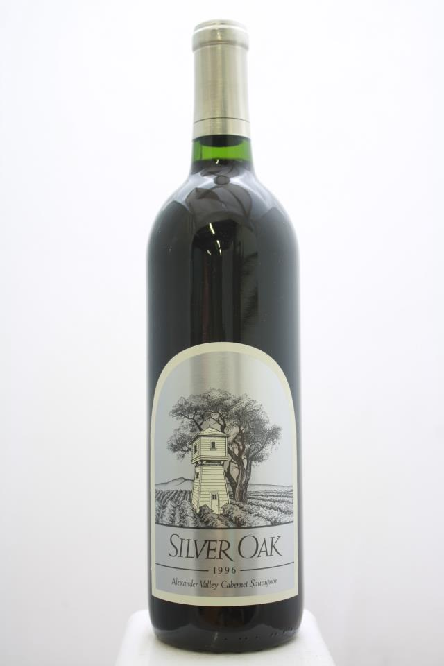 Silver Oak Cabernet Sauvignon Alexander Valley Vertical Box Set, 1991-1996 MV