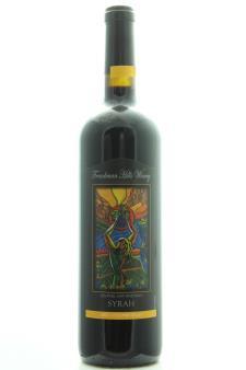 Frenchman Hills Winery Syrah Sentinel Gap Vineyards 2005
