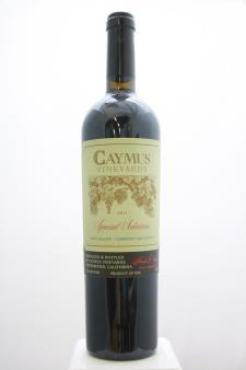 Caymus Cabernet Sauvignon Special Selection 2011
