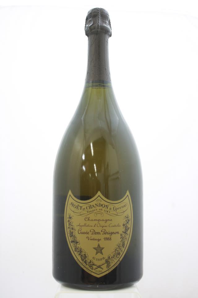 Moët & Chandon Cuvée Dom Pérignon Brut 1988
