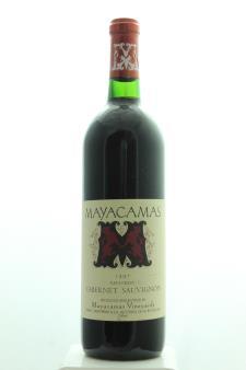 Mayacamas Cabernet Sauvignon 1997