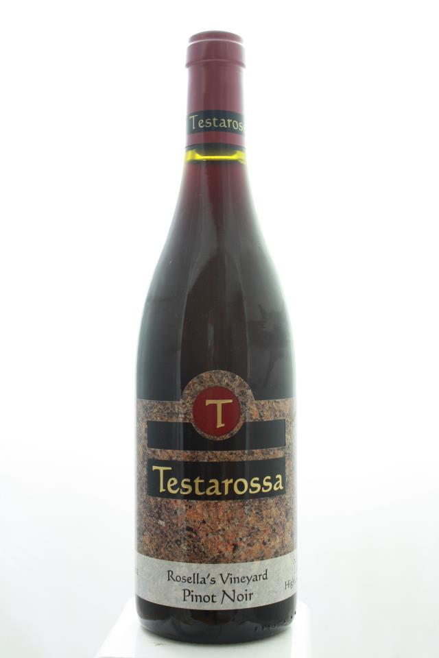 Testarossa Pinot Noir Rosella's Vineyard 2001