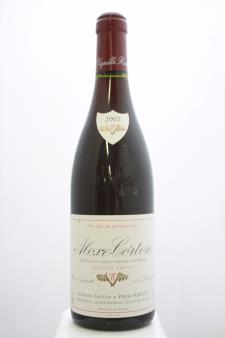 Gaston & Pierre Ravaut Aloxe-Corton Vieilles Vignes 2007