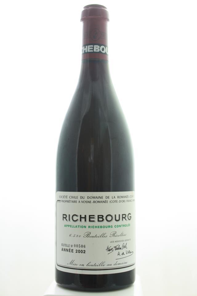 Domaine de la Romanée-Conti Richebourg 2002