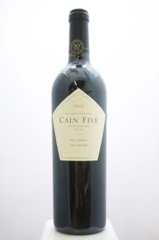 Cain Cellars Proprietary Red Cain Five 2015